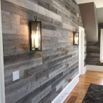 New Reclaimed Wood Paneling