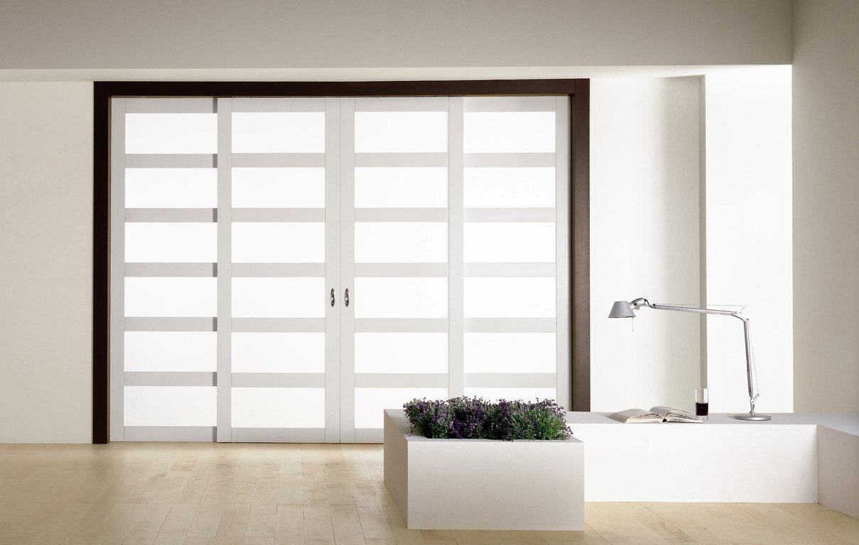 Image of: New Sliding Door Panels