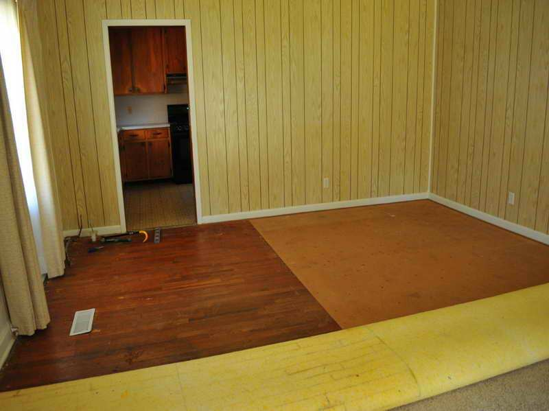 Paint Over Wood Paneling Ideas