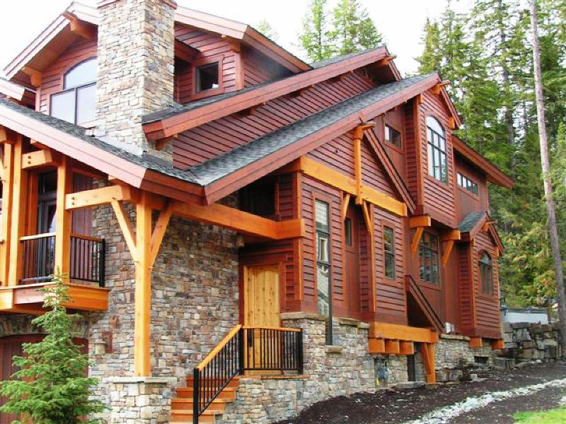 Image of: Painting Wood Outdoor Paneling