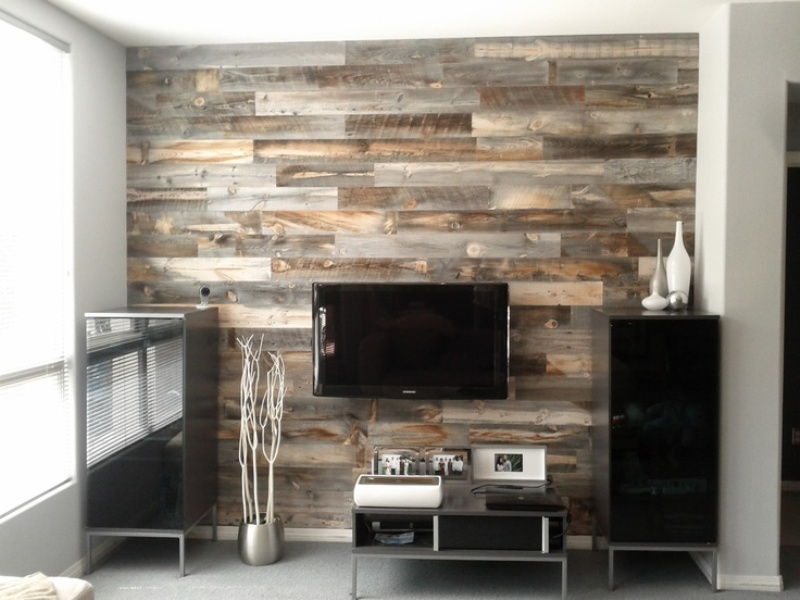 Peel And Stick Wood Panels For Wall