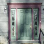 Perfect Front Doors with Side Panels
