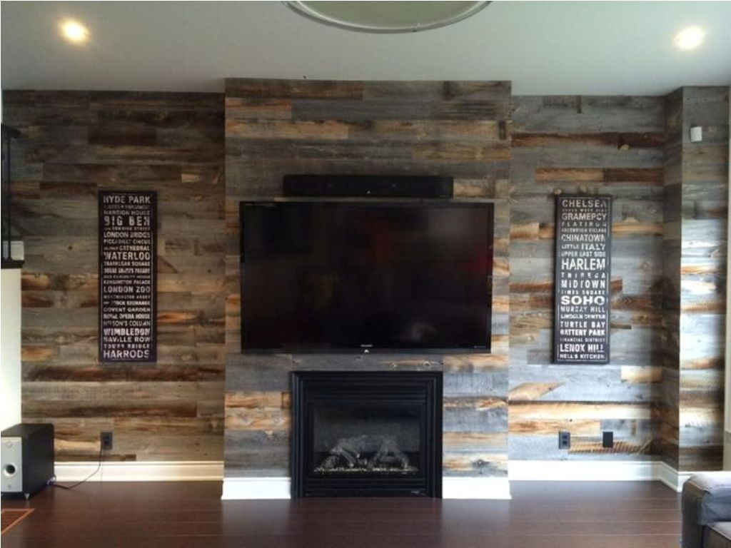Reclaimed Wood Wall Panels Art