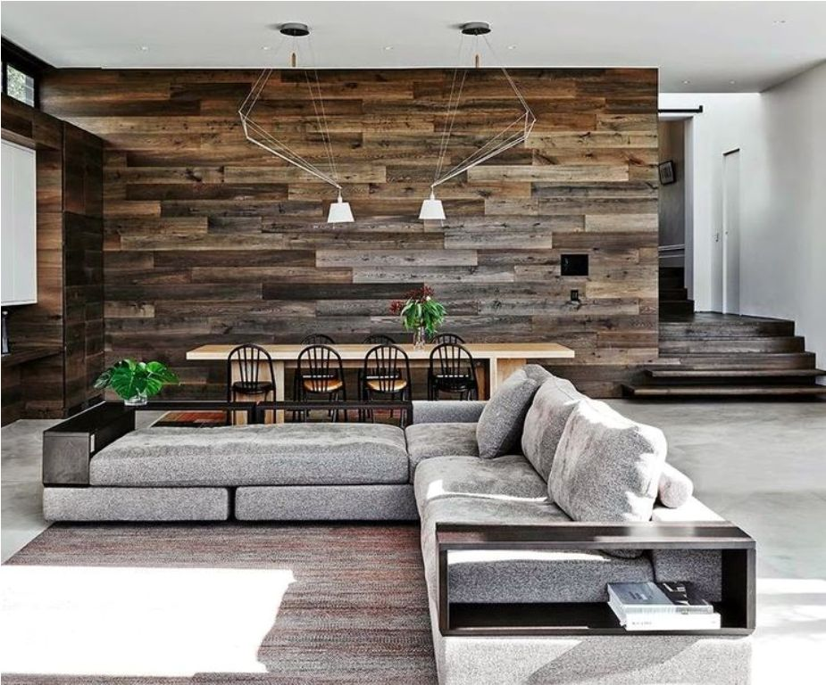 Reclaimed Wood Wall Panels Board