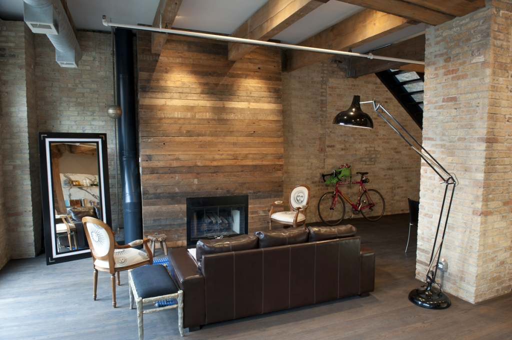 Reclaimed Wood Wall Panels Plans