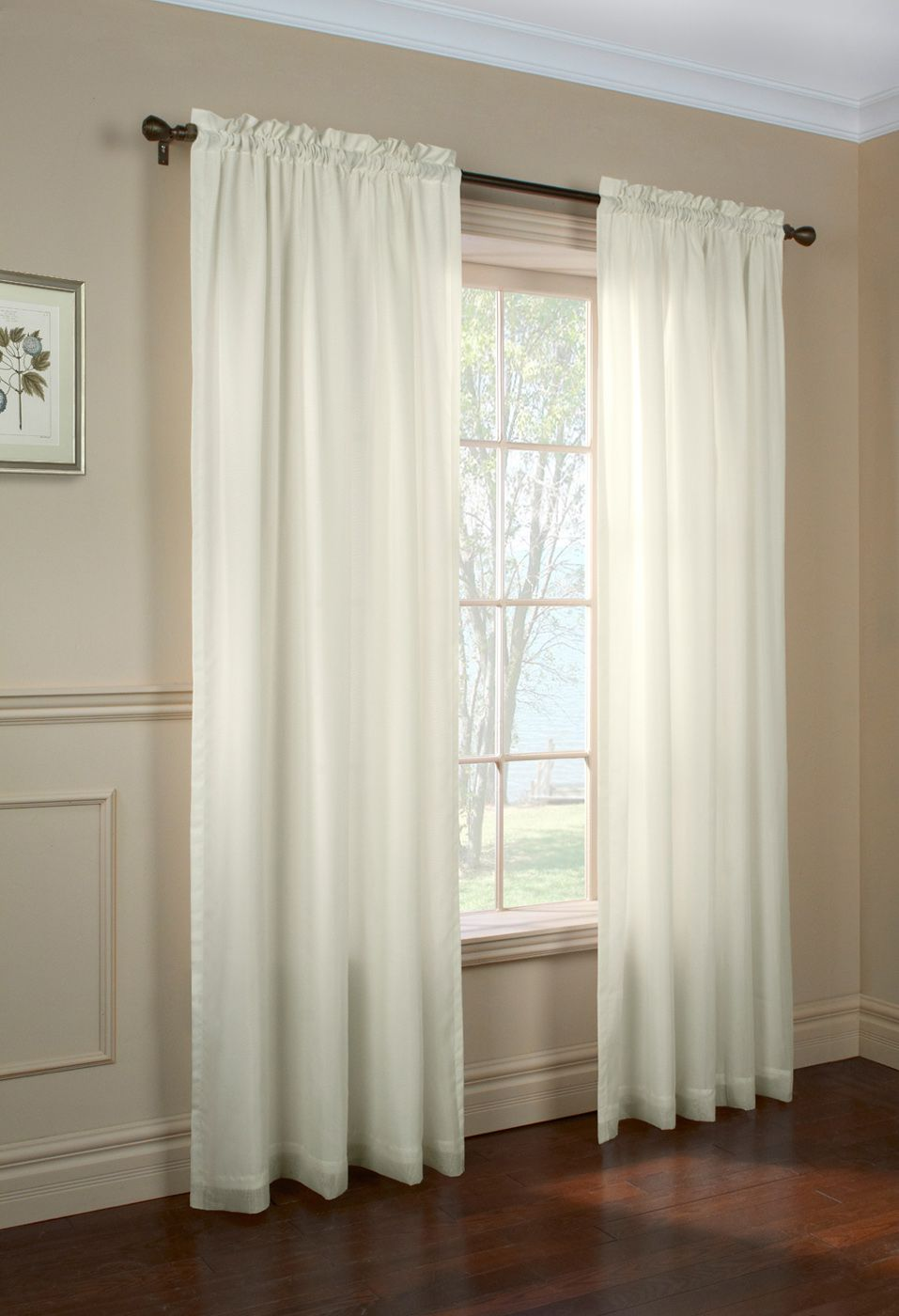 Rhapsody Door Panel Curtain