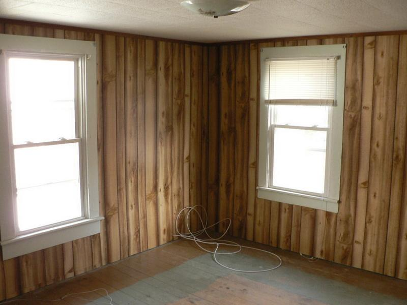 Rustic Wood Paneling Ideas