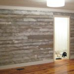 Rustic Wood Wall Paneling Decoration