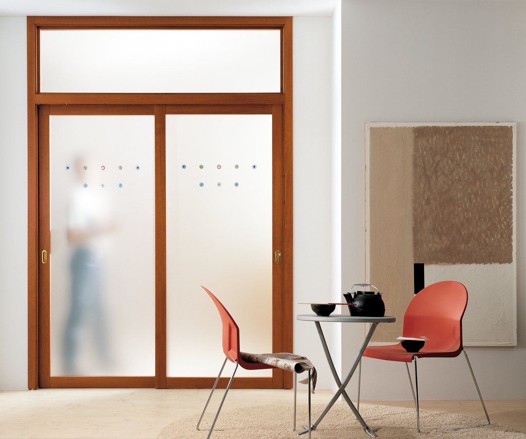 Image of: Sliding Door Panels Design Ideas