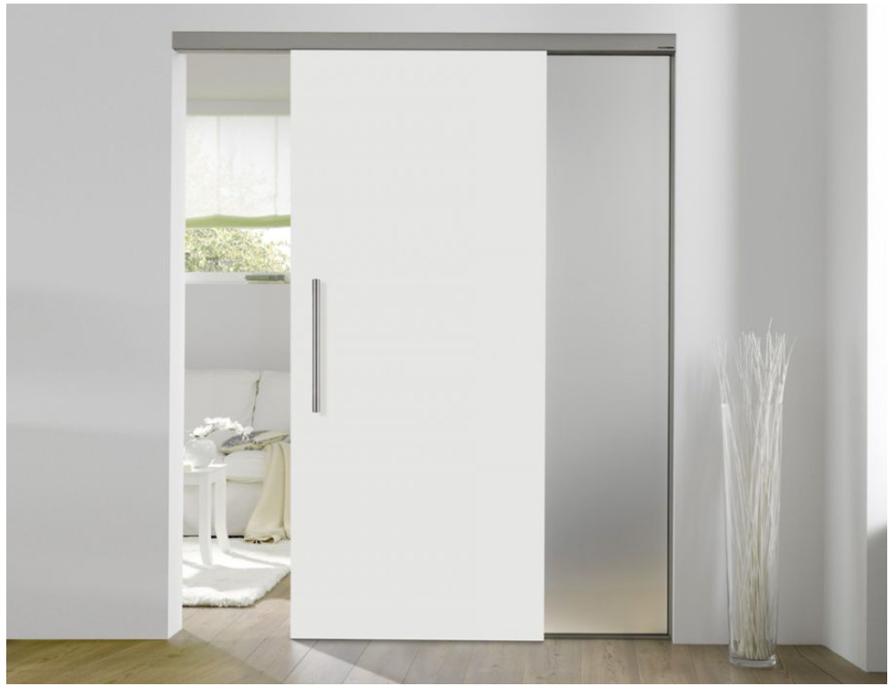 Image of: Sliding Door Panels Style
