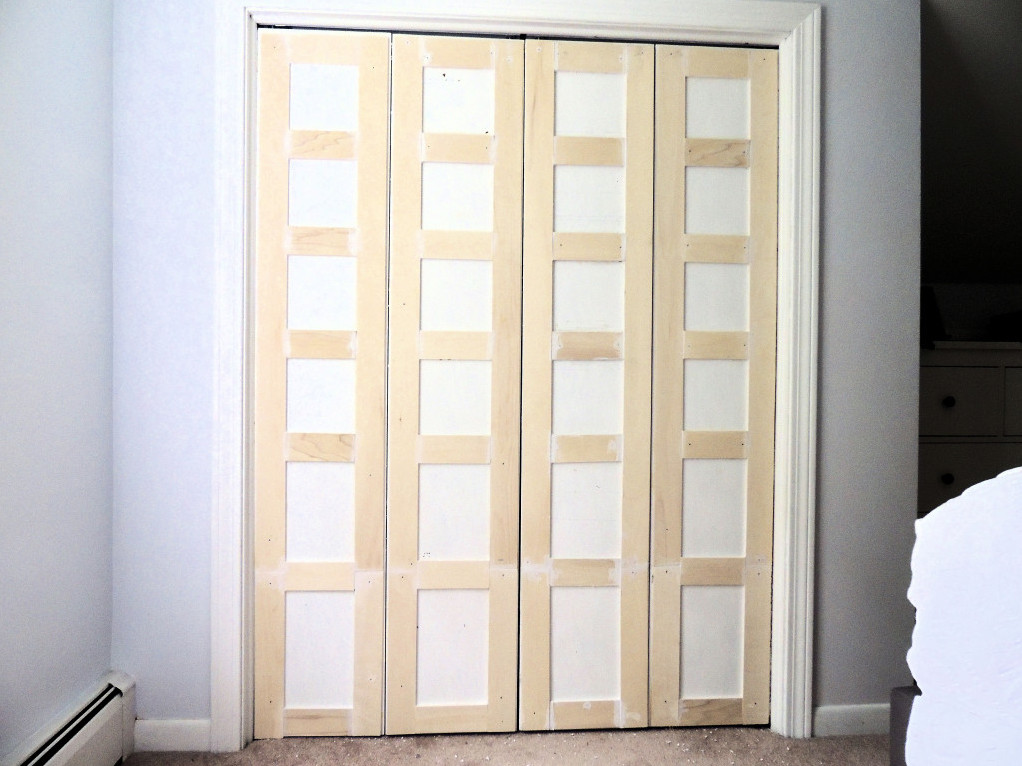 Sliding Panel Closet Doors Secure