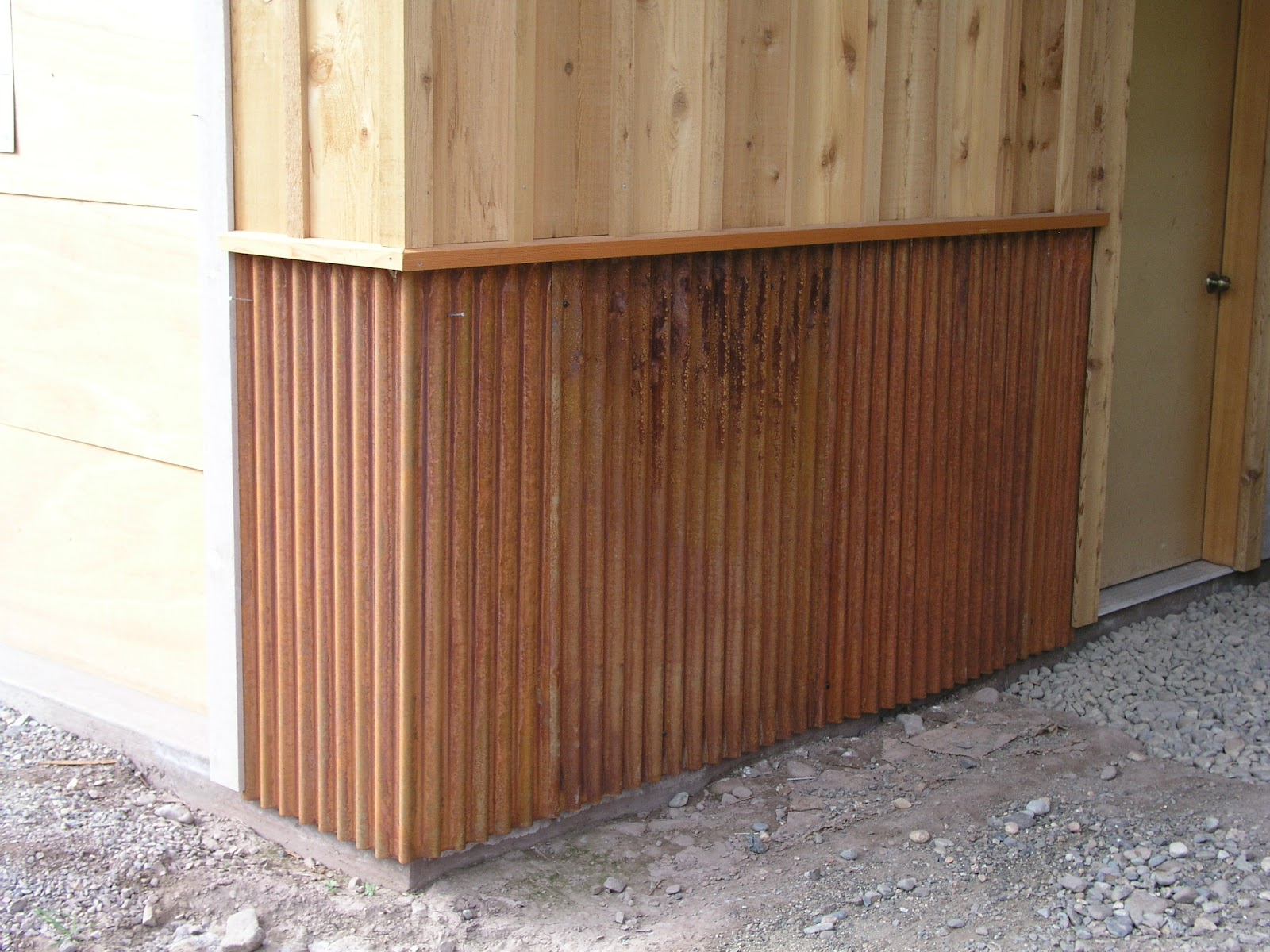Smart Wood And Metal Wall Panels