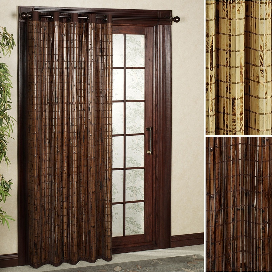 Image of: Top Patio Door Panels