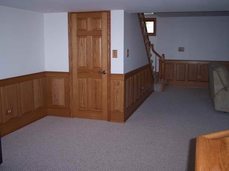 Image of: Types Of Interior Wood Paneling