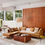 Vertical Faux Wood Wall Panels