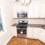 White Recessed Panel Kitchen Cabinets