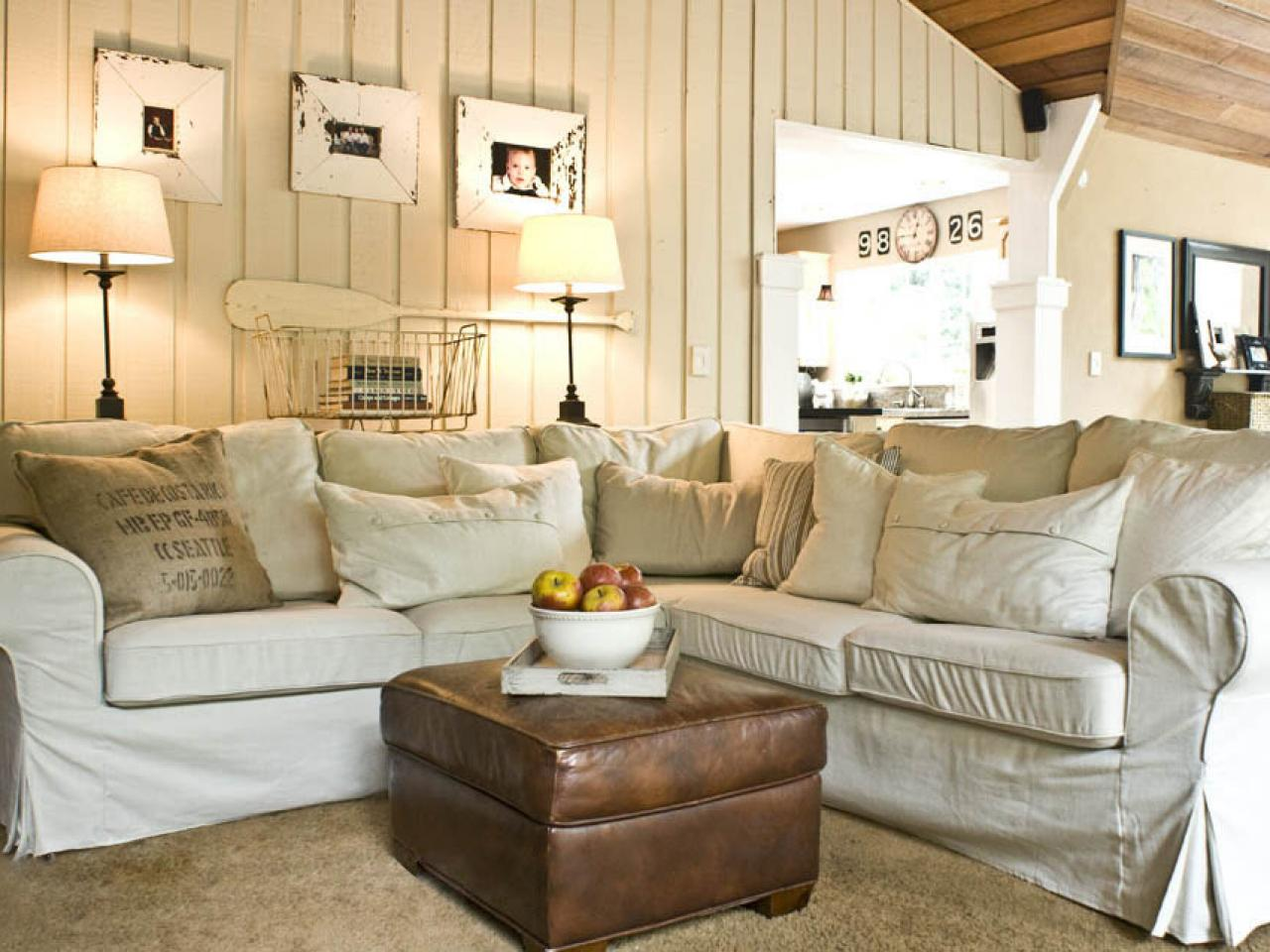 White Wood Paneling Design