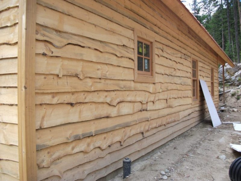 Wood Exterior Siding Panels