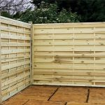 Wood Fencing Panels Style