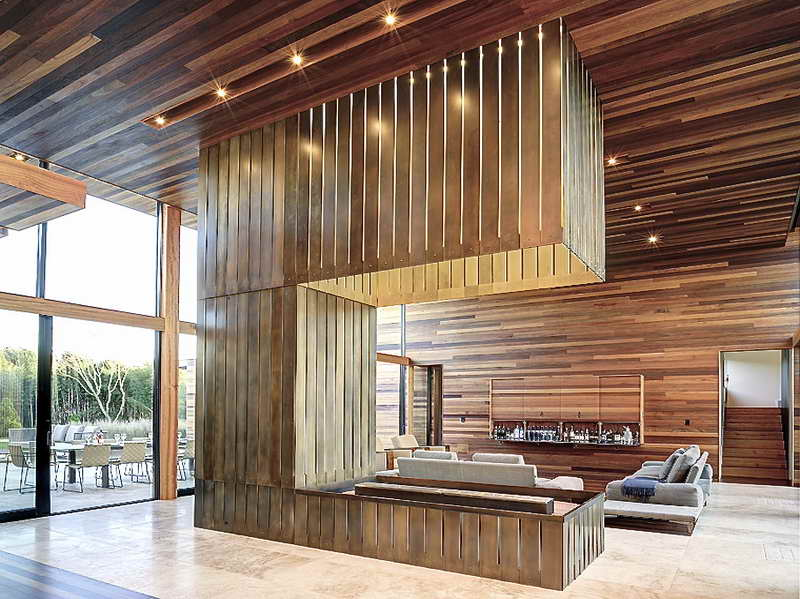 Image of: Wood Interior Wall Paneling Home