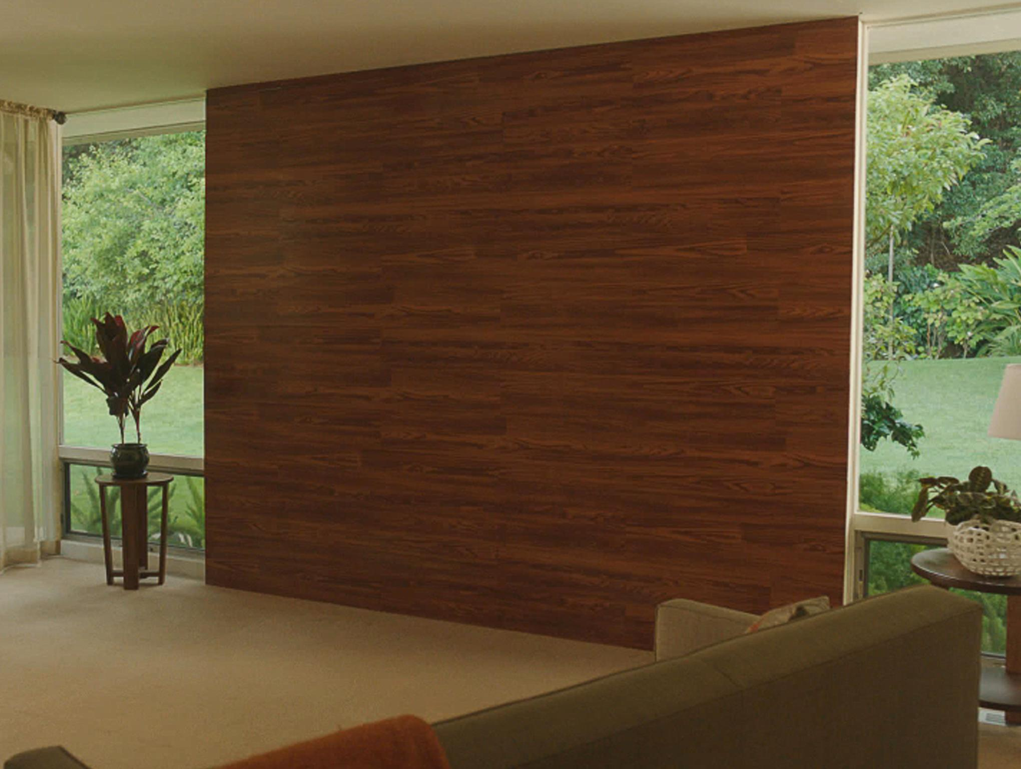 Wood Interior Wall Paneling