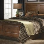 Wood Panel Bed Furniture
