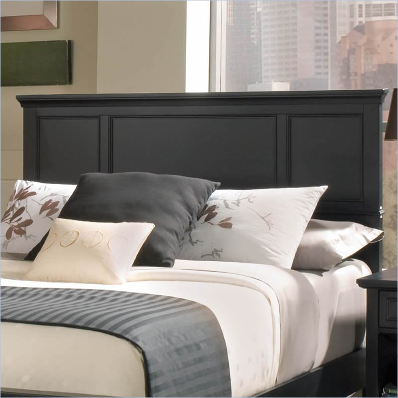 Image of: Wood Panel Headboard Furniture