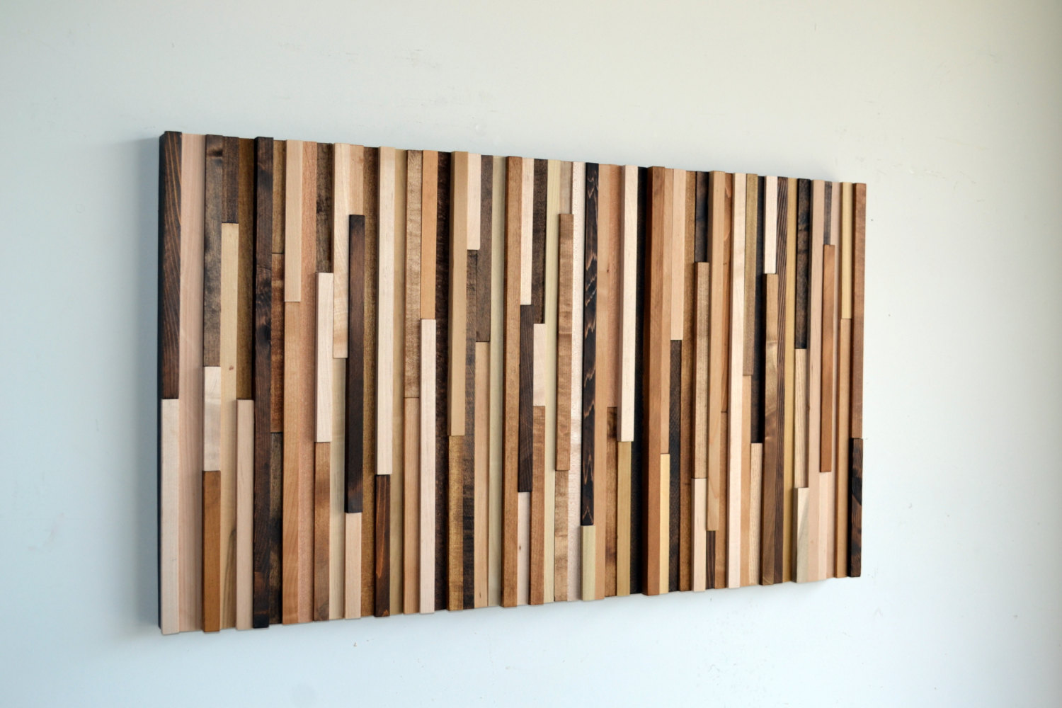 Wood Panel Wall Art Ideas