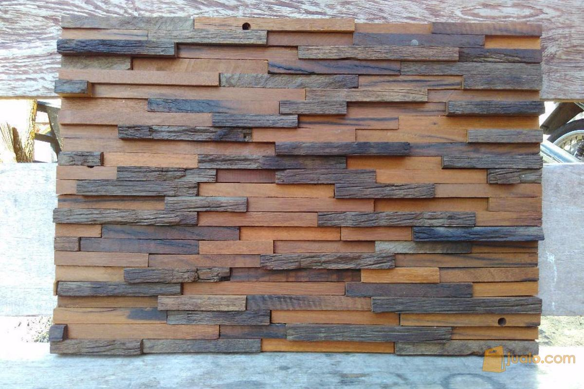Wood Panel Wall Decor Rustic