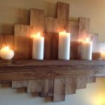 Wood Paneled Walls Candle