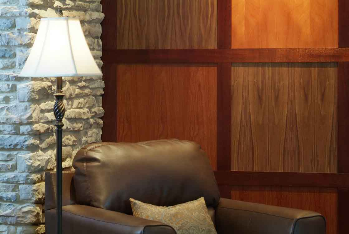 Wood Paneled Walls Ideas
