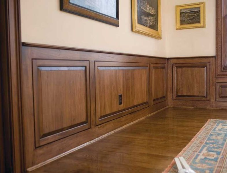 Image of: Wood Paneling For Interior Walls