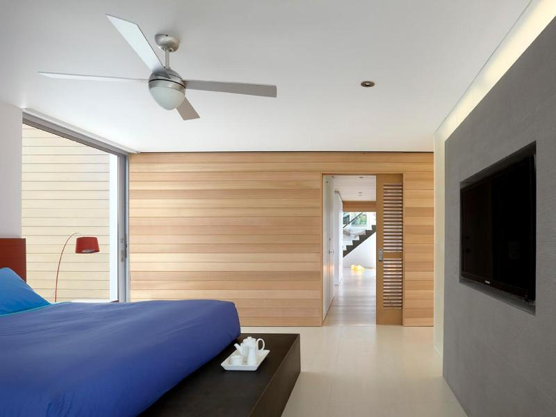 Image of: Wood Paneling Ideas Modern
