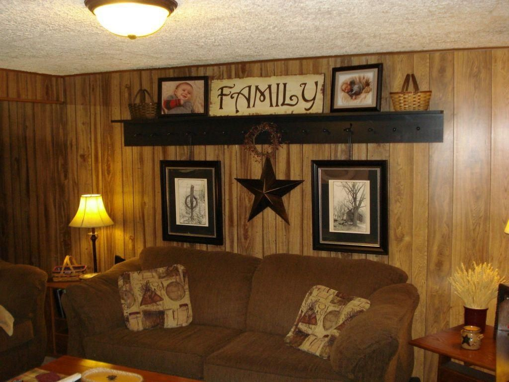 Image of: Wood Paneling Makeover Awesome