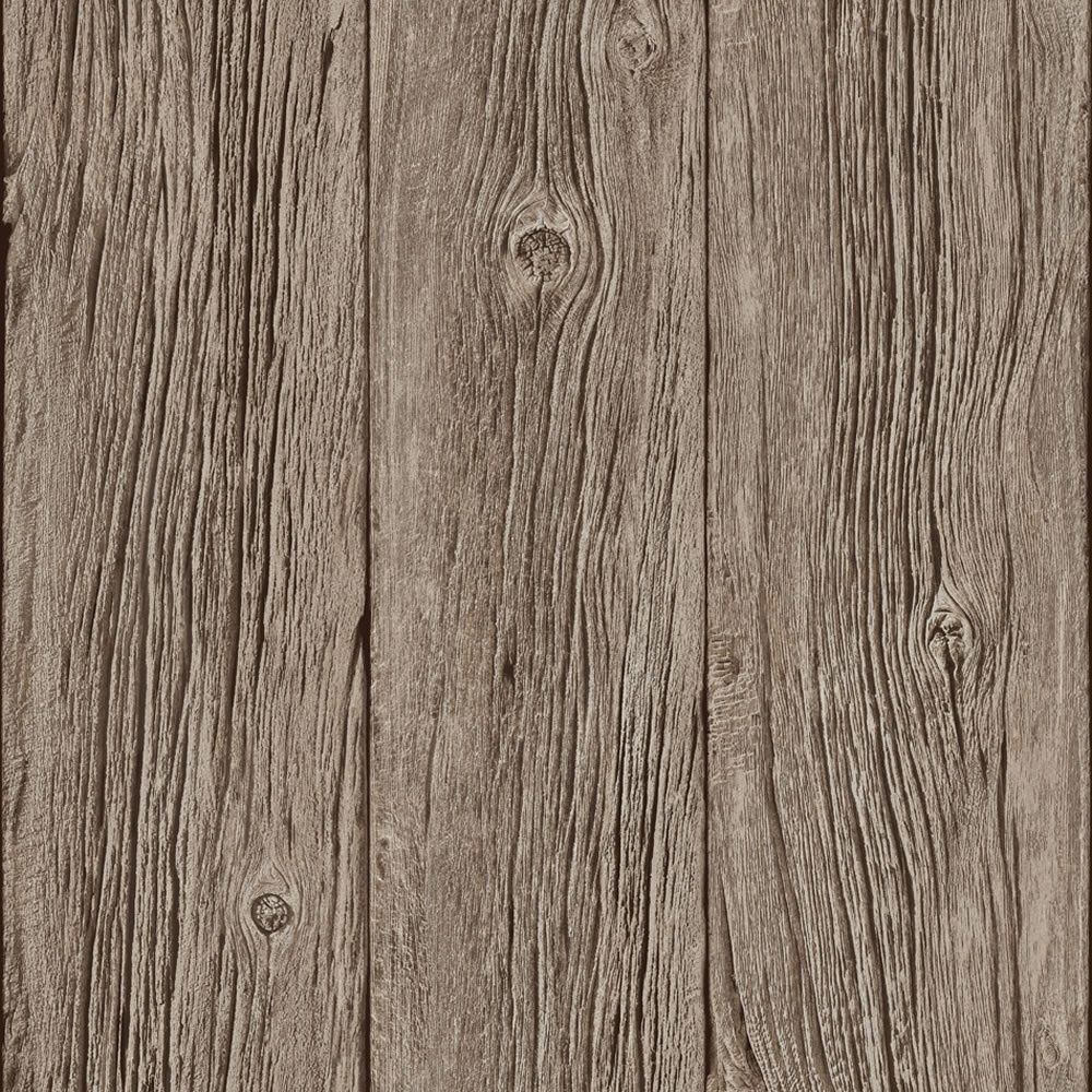 Wood Paneling Wallpaper DIY