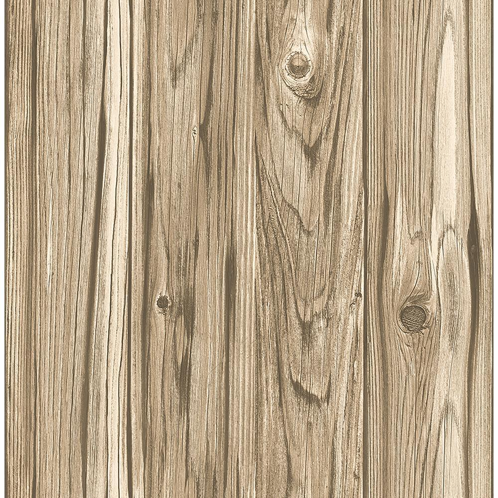 Wood Paneling Wallpaper Oak