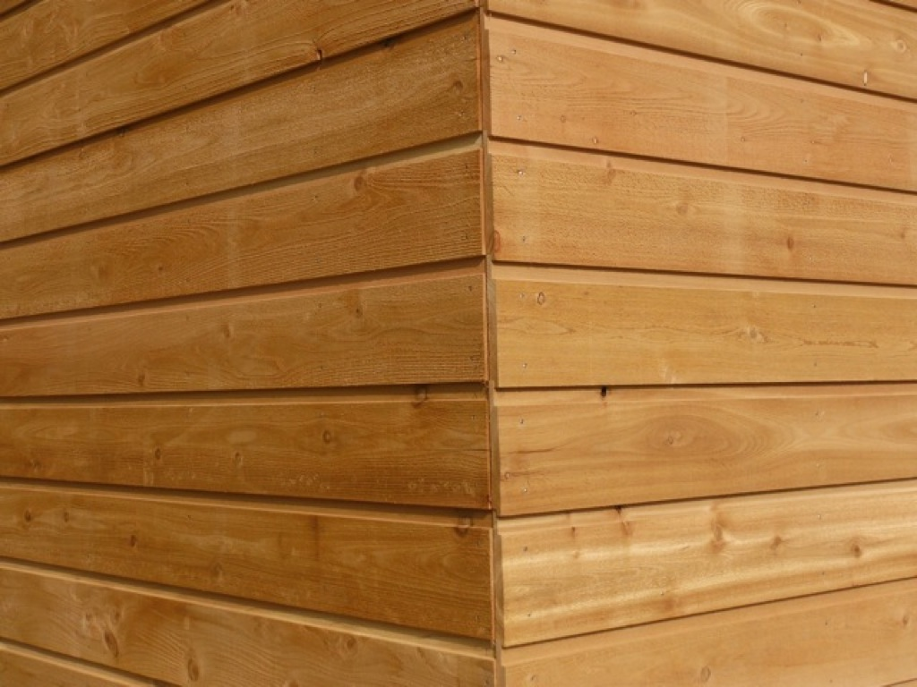 Wood Siding Panels Cedar