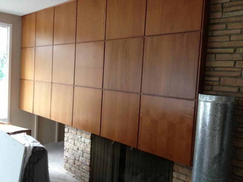 Image of: Wood Siding Panels Modern