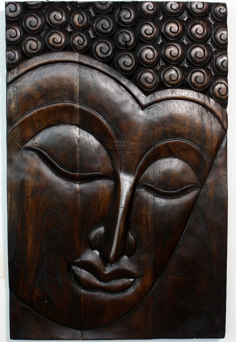 Wood Wall Art Panels Face
