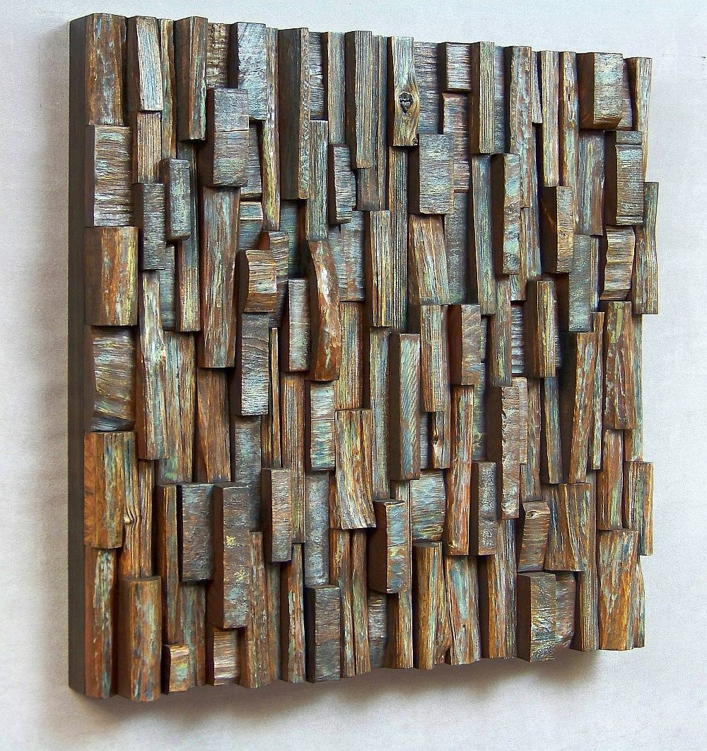 Wood Wall Art Panels Interest