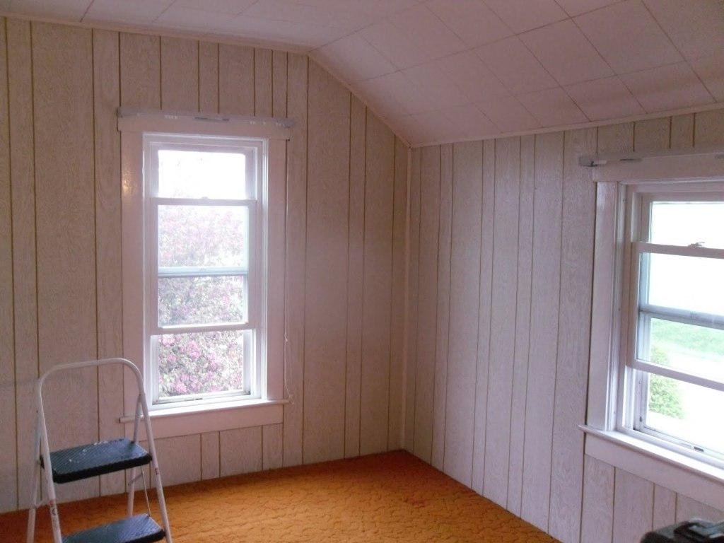 Wood Wall Paneling Lowes Painting