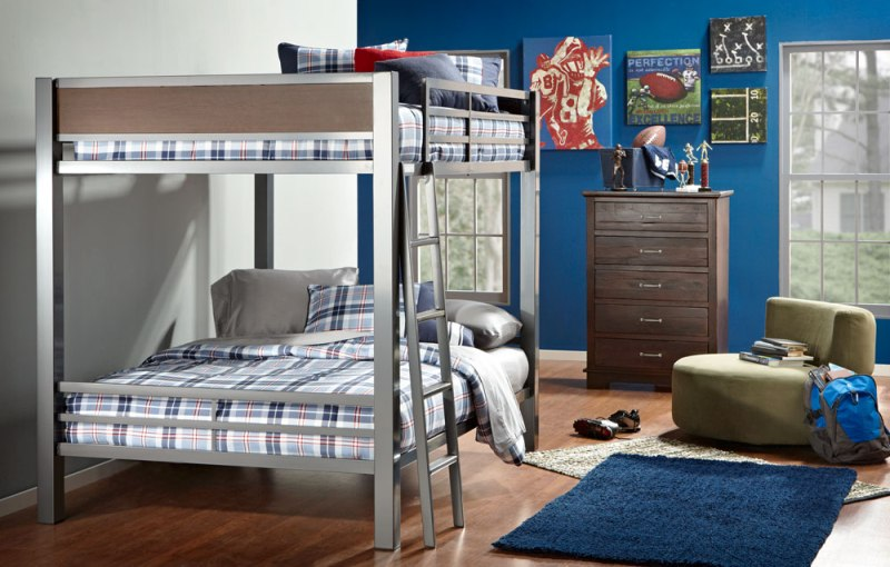 Bunk Bed King Size With Matress