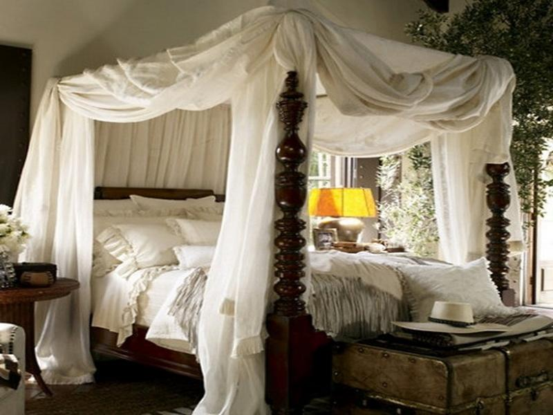Picture of: Canopy Bed Ideas