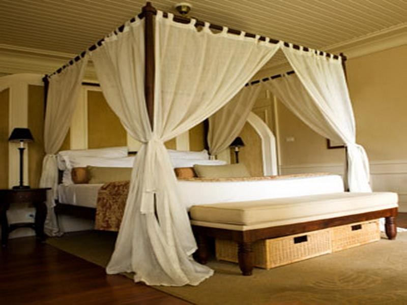 Picture of: Canopy Over Bed Ideas