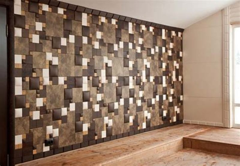 Picture of: Decorative Interior Wall Paneling