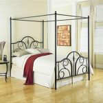 Full Size Bed Frame Canopy