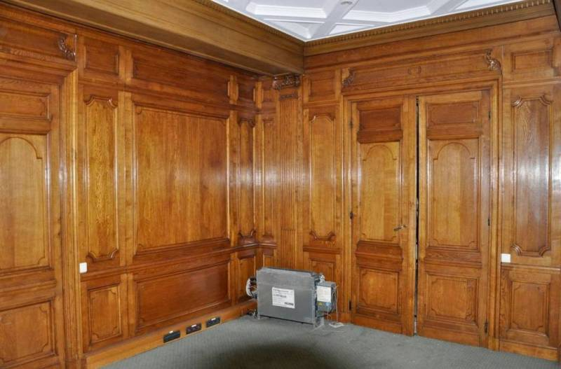 Picture of: Horizontal Wood Paneling Idea