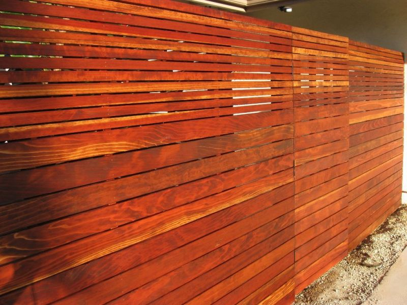 Picture of: Horizontal Wood Paneling Style