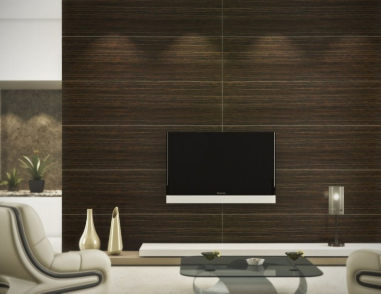 Picture of: Horizontal Wood Wall Paneling