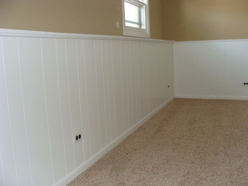 Picture of: How To Paint Wood Paneling Ideas